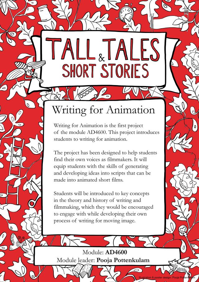 Tall Tales & Short Stories